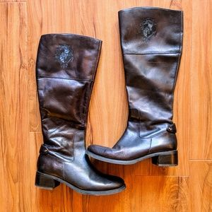Etienne Aigner Brown Boots Size 6